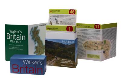 Picture of Walker's Britain in a Box: Britain's Best Walking Guide
