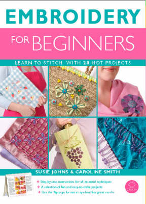 Picture of Embroidery for Beginners