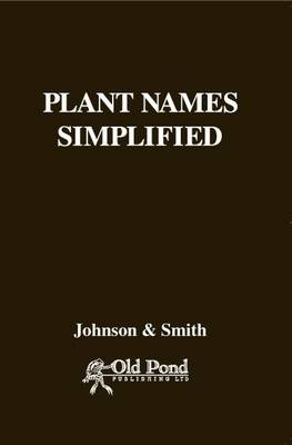 Picture of Plant Names Simplified