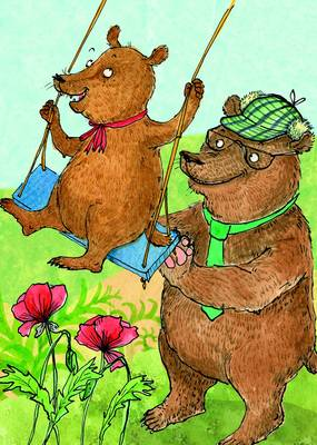 Picture of Goldilocks And The Three Bears: (A Story Card)