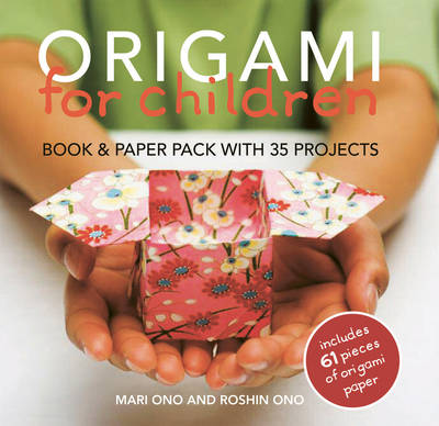 Picture of Origami for Children: Book & Paper Pack with 35 Projects