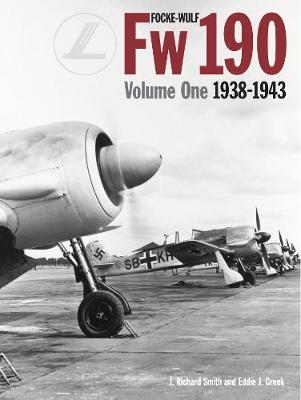 Picture of Focke Wulf FW190 Volume 1: 1938-43: Volume 1