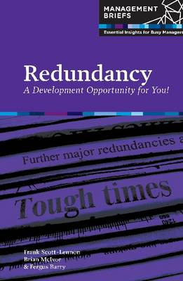 Picture of Redundancy: A Development Oppertunity for You!