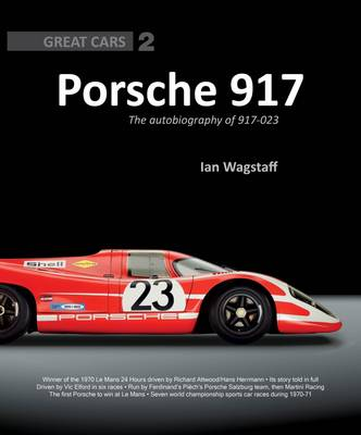 Picture of Porsche 917: The Autobiography of 917-023