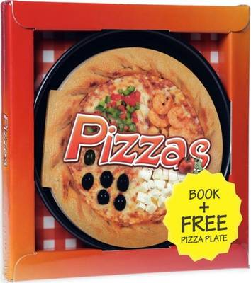 Picture of Pizzas: Recipe Book and Pizza Tray