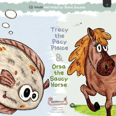 Picture of Tracy the Pacy Plaice & Orsa the Saucy Horse