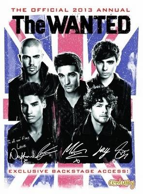 Picture of The Official Wanted Annual: 2013
