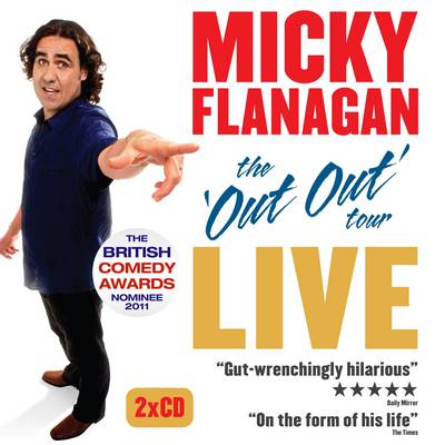 Picture of Micky Flanagan Live: The Out Out Tour
