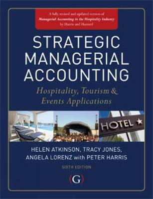 Picture of Strategic Managerial Accounting: Hospitality, Tourism & Events Applications