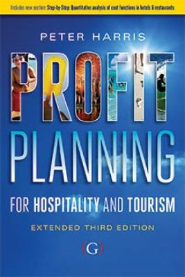 Picture of Profit Planning: For Hospitality and Tourism