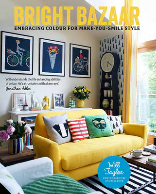 Picture of Bright Bazaar: Embracing Colour for Make-you-Smile Style