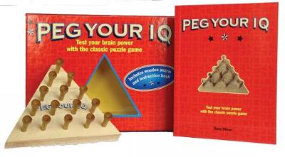 Picture of Peg Your IQ: Test Your Brain Power with the Classic Puzzle Game