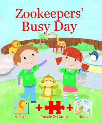 Picture of Zookeepers' Busy Day