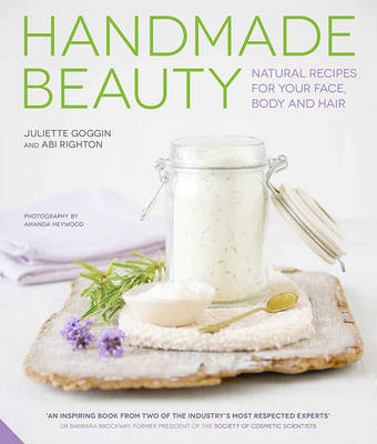 Picture of Handmade Beauty: Natural Recipes for Your Face, Body and Hair