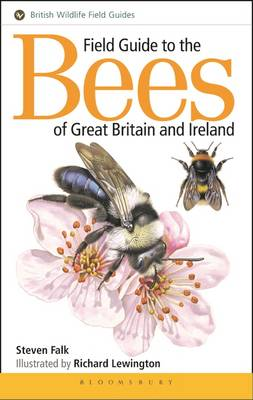 Picture of Field Guide to the Bees of Great Britain and Ireland