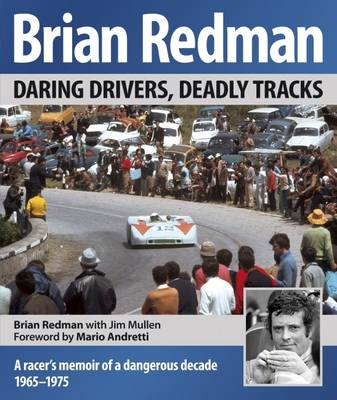Picture of Brian Redman: Daring Drivers, Deadly Tracks