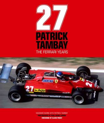 Picture of Patrick Tambay - The Ferrari Years