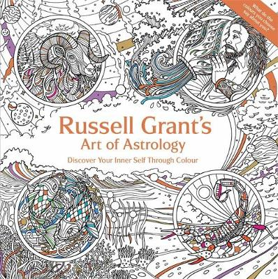 Picture of Russell Grant's Art of Astrology: Discover Your Inner Self Through Colour