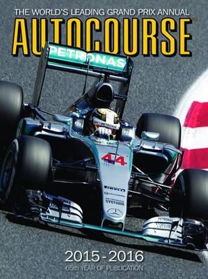 Picture of Autocourse: The World's Leading Grand Prix Annual: 2015