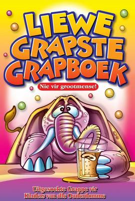 Picture of Liewe Grapste Grapboek