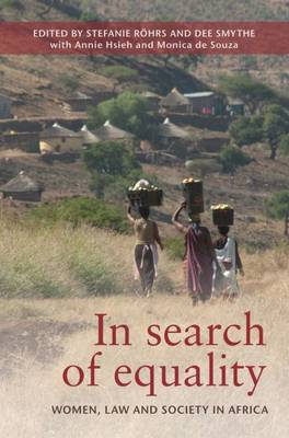 Picture of In Search of Equality: Women, Law and Society in Africa