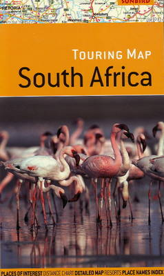 Picture of Touring Map of South Africa