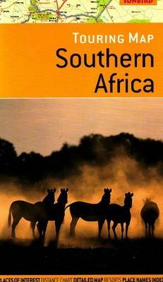 Picture of Touring map of Southern Africa