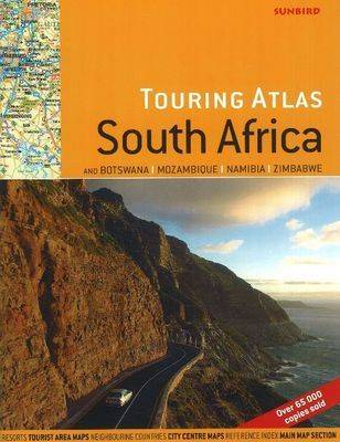 Picture of Touring atlas of South Africa