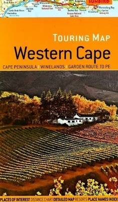 Picture of Touring map Western Cape