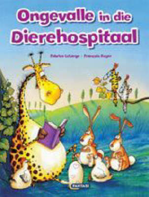 Picture of Ongevalle in die dierehospitaal