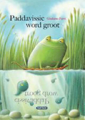 Picture of Paddavissie word groot