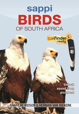 Picture of Sappi Birds of South Africa: Callfinder Ready (Callfinder Not Included)