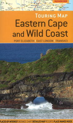 Picture of Touring map Eastern Cape and Wild Coast