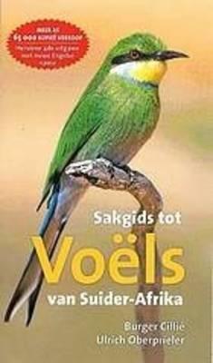 Picture of Sakgids tot voels van Suider-Afrika