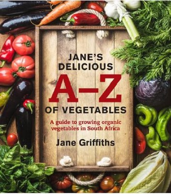 Picture of Jane's delicious A-Z of vegetables