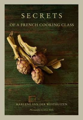 Picture of Secrets of a French cooking class