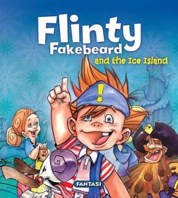 Picture of Flinty Fakebeard and the Ice island