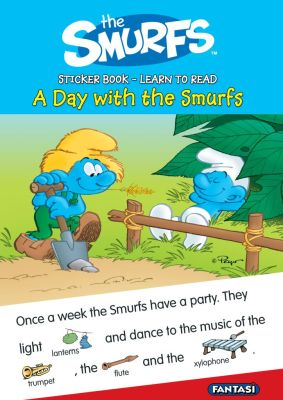 A day with the Smurfs