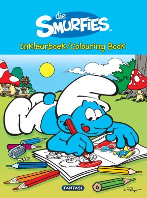 Picture of Smurfie-inkleurboek