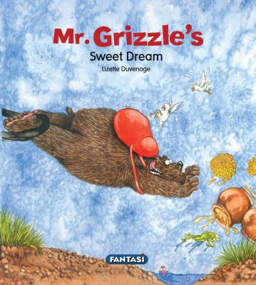 Picture of Mr Grizzle's sweet dream