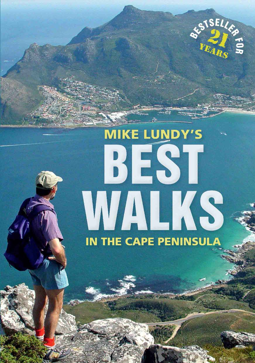 Picture of Mike LundyÆs best walks in the Cape Peninsula