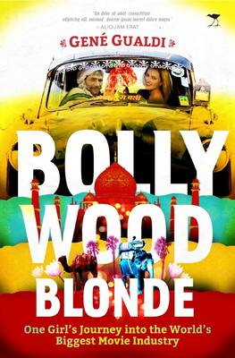 Picture of Bollywood blonde