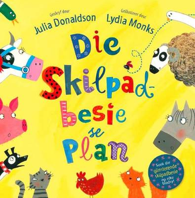 Picture of Die skilpadbesie se plan