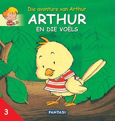 Picture of Arthur en die voels