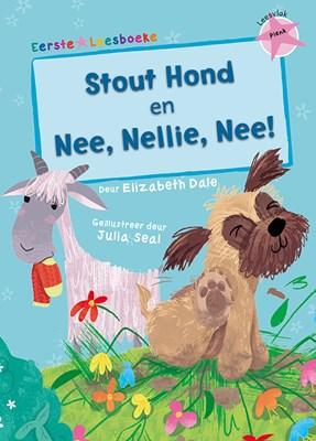 Picture of Stout hond & Nee Nellie nee: Leesvlak pienk