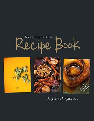 Picture of My little black recipe book