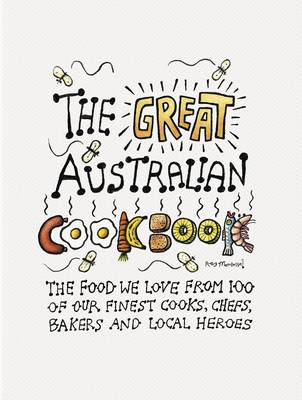Picture of The great Australian cookbook