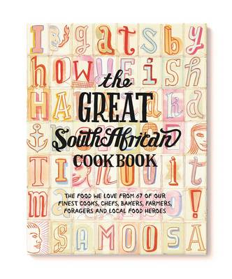 Picture of The great South African cookbook