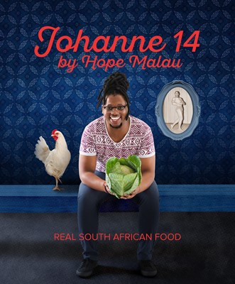 Picture of Johanne 14, real South African food