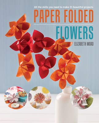 Picture of Paper folded flowers